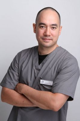 Chanh Vo-Van, Denturologiste