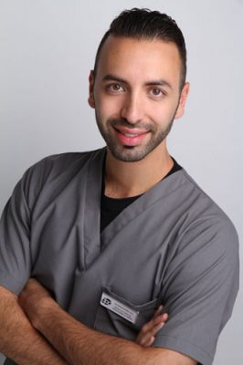 Julien Nohra, Denturologiste
